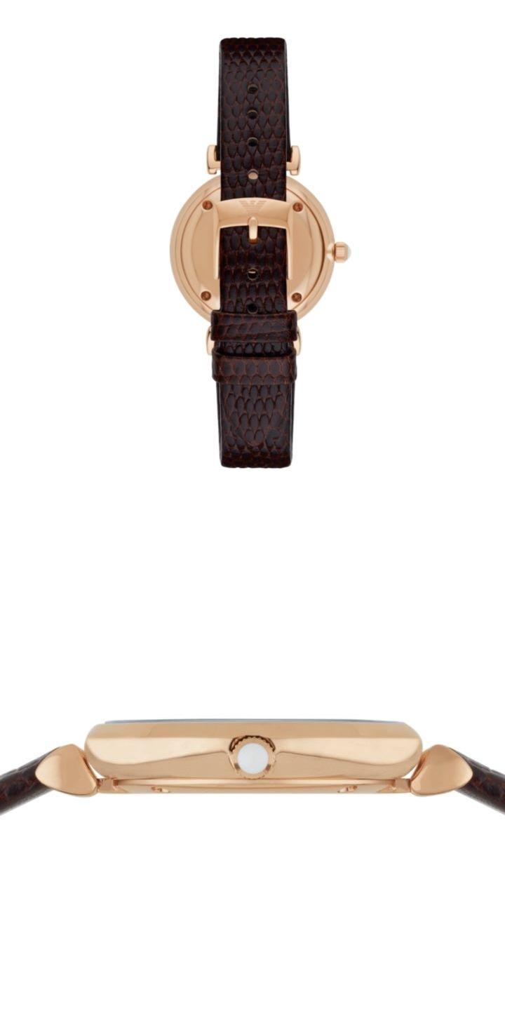 엠포리오 아르마니(EMPORIO ARMANI) 여자시계 AR1990